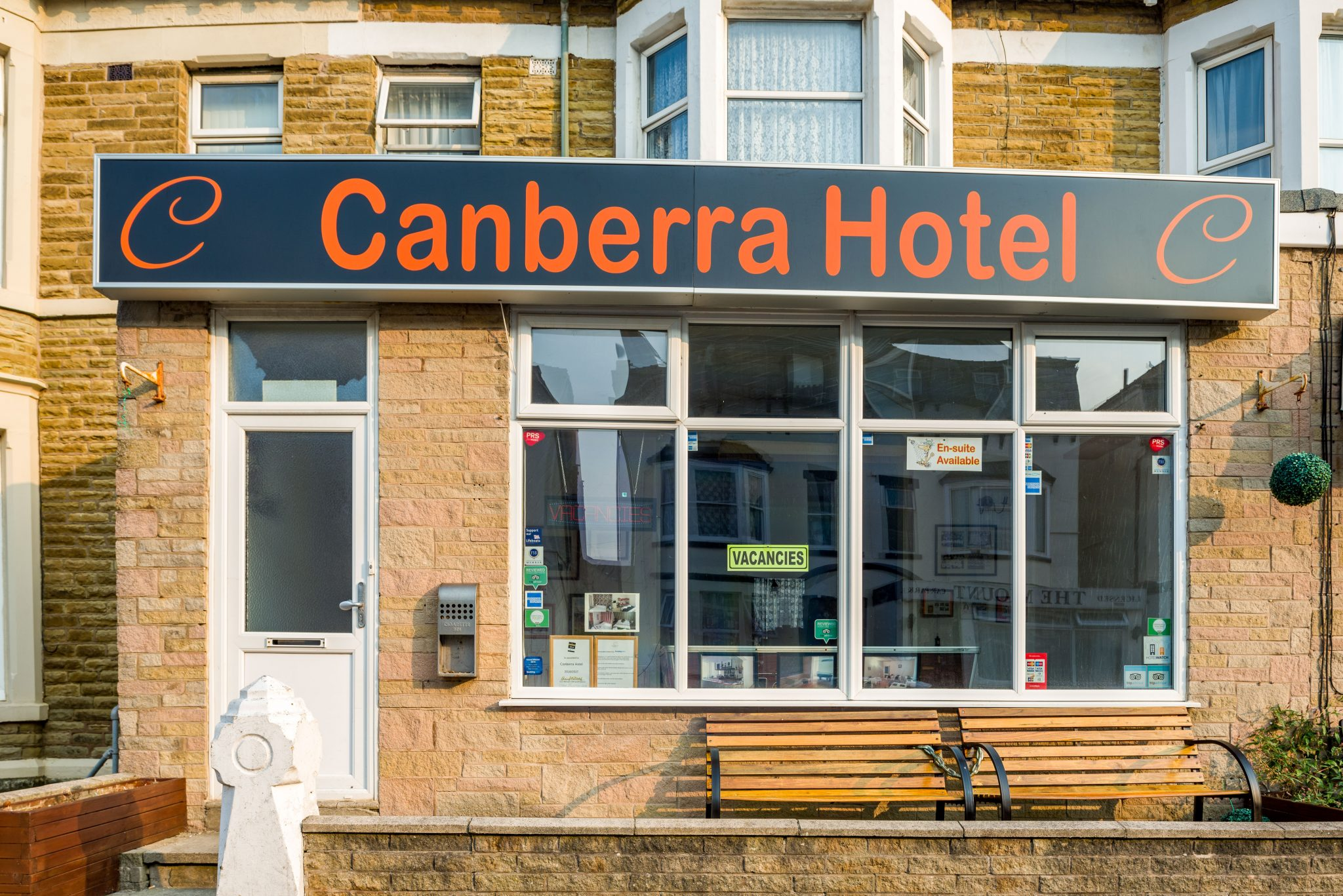 the canberra